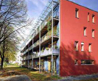 Wohnen & Arbeiten, Friburgo. Id-Architekur. 1999