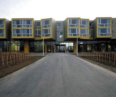 Loisium Hotel, Langenlois (Viena). Steven Holl. 2005