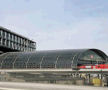 Estación central de Berlín. Meinhard von Gerkan. 2006