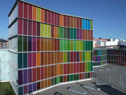 Museo de Arte Contemporáneo de Castilla y León, Mansilla + Tuñón. León. 2004