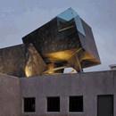The Box. Culver City (California). Eric Owen Moss. 1994