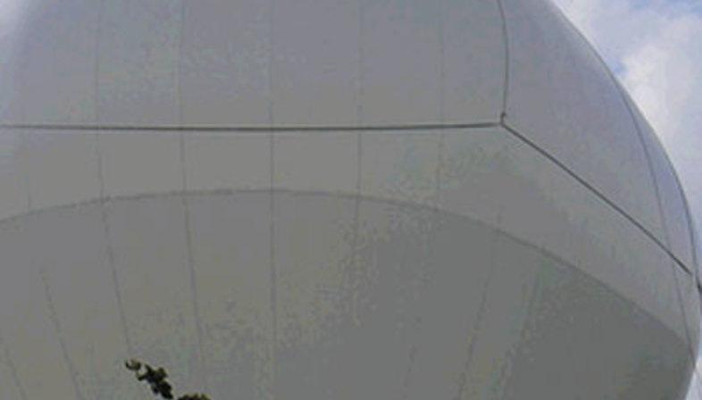 Londres. Serpentine Gallery. Pabellón 2006.<br /> Rem Koolhaas y Cecil Balmond