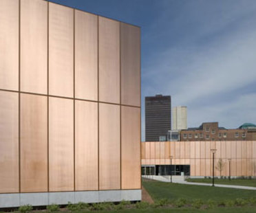 David Chipperfield. Public Library. Des Moines (USA). 2006