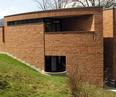 Mario Botta, Biblioteca Werner Oechslin<br /> Mario Botta. Einsiedln (Suiza). 2006