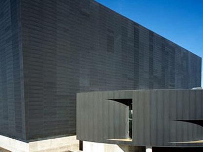 Nuevo Centro Logístico de Dainese. Vicenza. Silvia Dainese. 2006