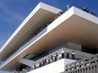 Veles e Vents. Valencia. David Chipperfield y b720 Arquitectos. 2006
