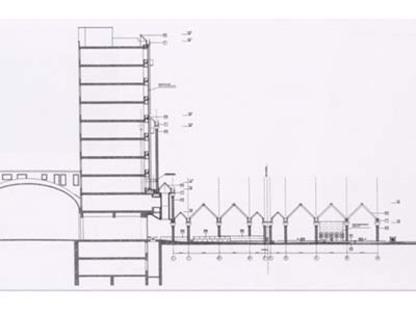 Gae Aulenti y el proyecto de Piazzale Cadorna, Milán