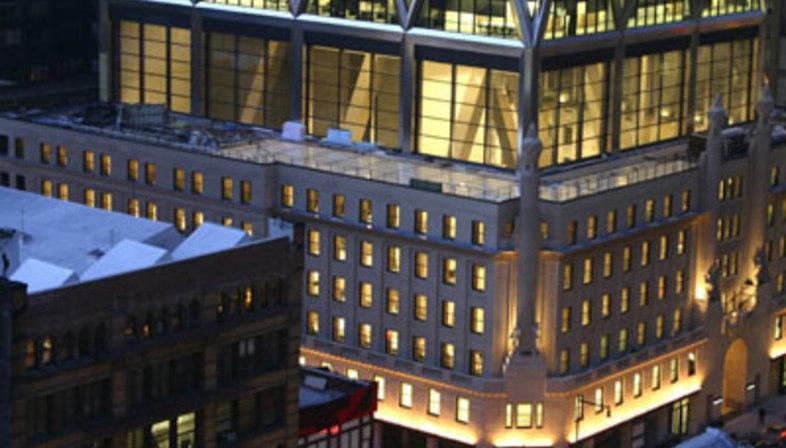 Torre Hearst. Nueva York. Norman Foster. 2006