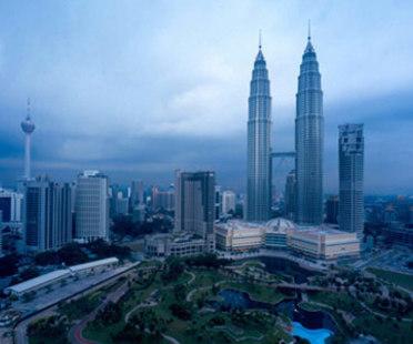 Torres Petronas. César Pelli & Associates. Kuala Lumpur (Malasia). 1999