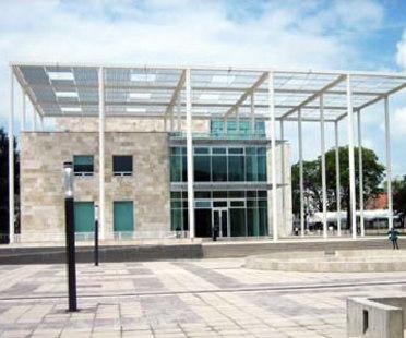 Guanajuato State Library. Pei Architects. Guanajuato (México). 2006