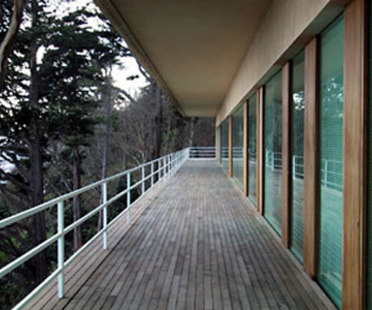 Donnelly Gallery-Residence. Claudio Silvestrin.<br /> Dublino. 2002
