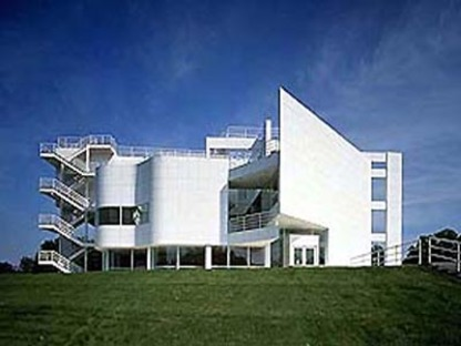 The Atheneum, Richard Meier
