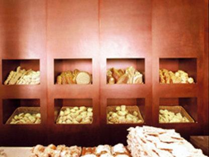 Panadería Princi. Claudio Silvestrin. Milán. 2006