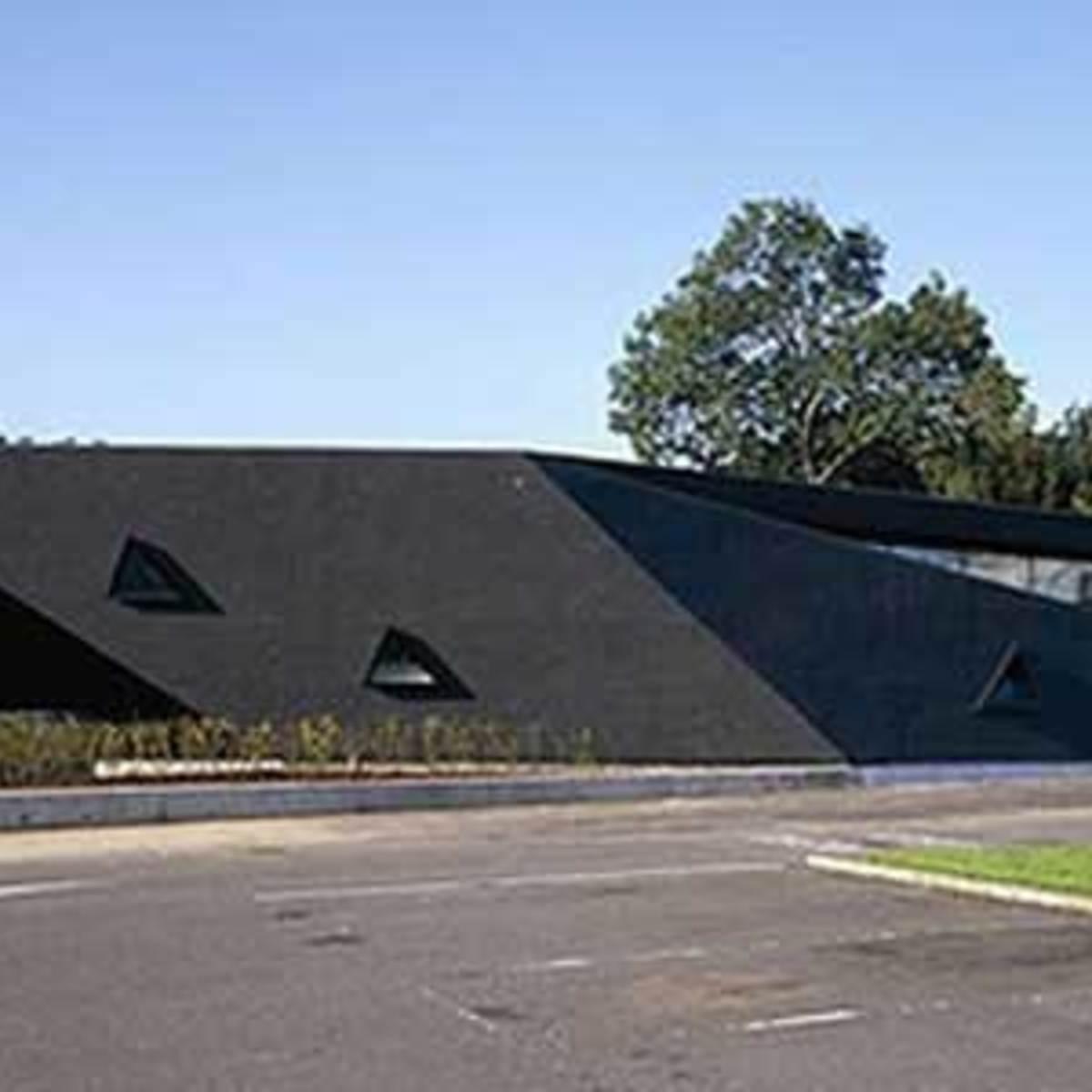 Maggie's Centre. Fife (Escocia). Zaha Hadid. 2006