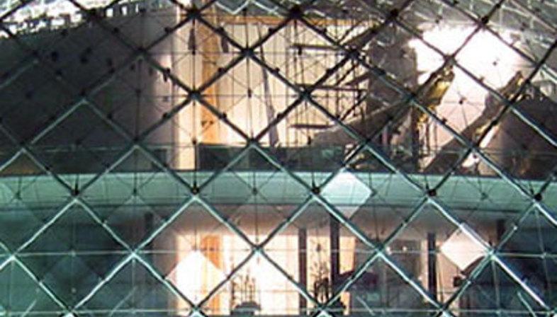 Paul andreu museo maritimo de osaka 2001 floornature - Transformar contenedor maritimo vivienda ...