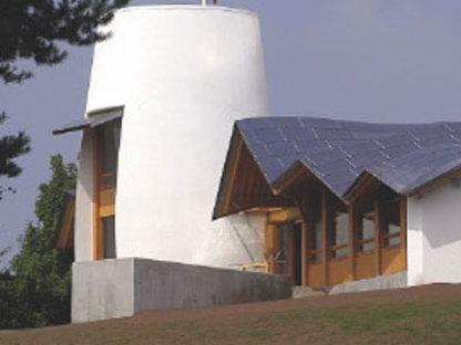 Maggie Cancer Care Centre. Frank O. Gehry<br /> Dundee (Escocia). 2003