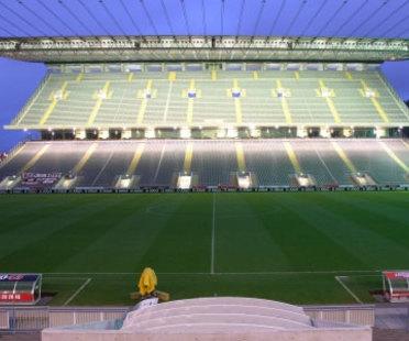 Stadio Municipale. Braga (Portogallo). Souto De Moura. 2004