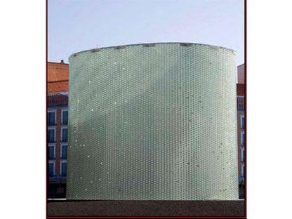 Madrid. Monumento a las víctimas del 11 de marzo de 2004. Fam Estudio. 2007