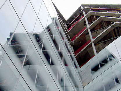 IAC Building. Nueva York. Frank O. Gehry. 2007