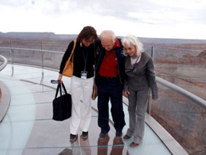 Skywalk. Gran Cañón. MRJ Architects. 2007