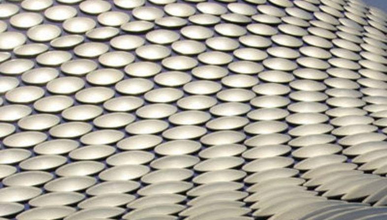 Grandes Almacenes Selfridges. Future Systems. Birmingham. 2003