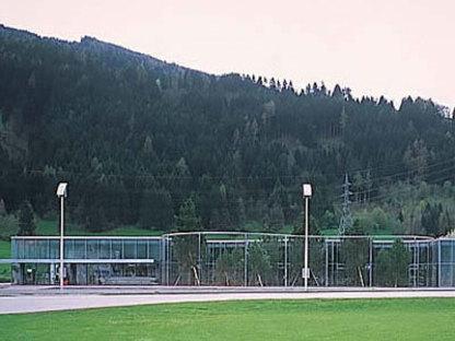 Supermercados M-Preis. Wattens (Austria). Dominique Perrault. 2000