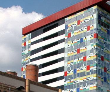 Colorium. Dusseldorf. William Alsop. 2000