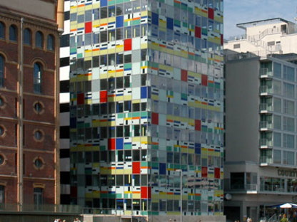 Colorium. Dusseldorf. William Alsop. 2000
