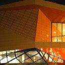 Teatro Agora. Lelystad (Holanda). UNStudio. 2007