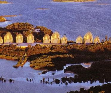 Centro cultural Jean Marie Tjibaou. Nueva Caledonia. Renzo Piano, 1998