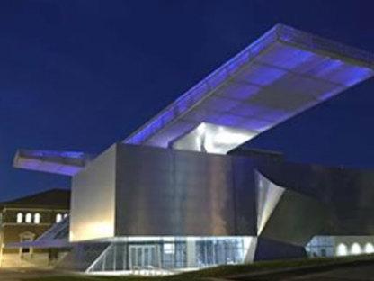 Museo de Arte Akron. Ohio. Coop Himmelb(l)au. 2007