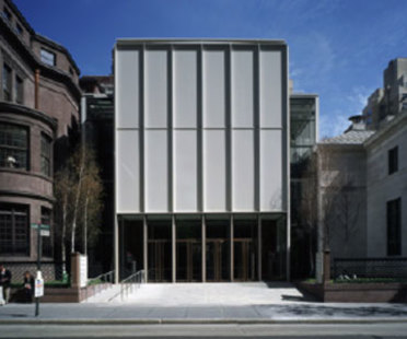 Morgan Library. Nueva York. Renzo Piano. 2006