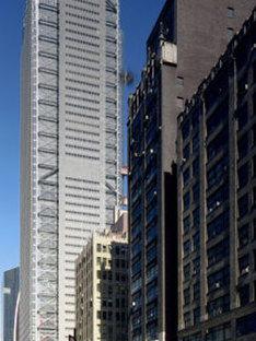 Nueva sede del New York Times. Nueva York. Renzo Piano. 2007