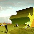 Ampliación del parque Danfoss Universe<br /> Jürgen Mayer H. Nordborg (Dinamarca). 2007