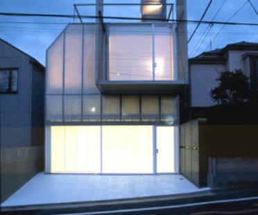 Kengo Kuma. Plastic House. Tokyo, Japón. 2002