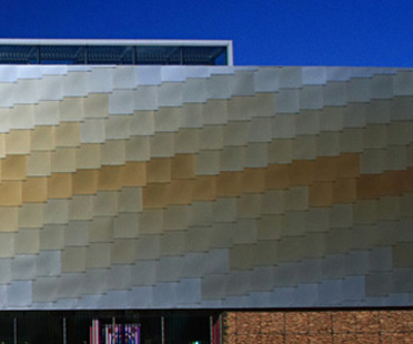 Woking. Lightbox. Marks Barfield Architects. 2007