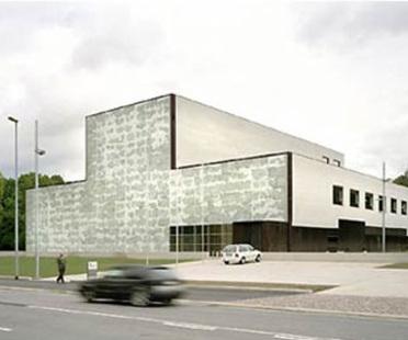 MAP Architects. Deutsche Bundesbank. Chemnitz (Alemania). 2004