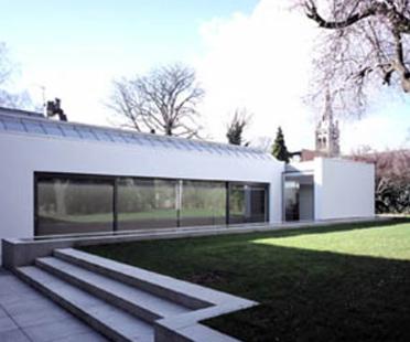 Long House. Keith Williams Architects. Londra. 2007