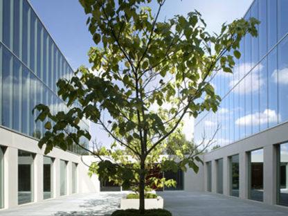 Oficinas de Telindus - Jo Crepain. Heverlee, 2003