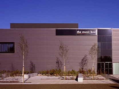 Music Box. Edimburgo. RMJM. 2007