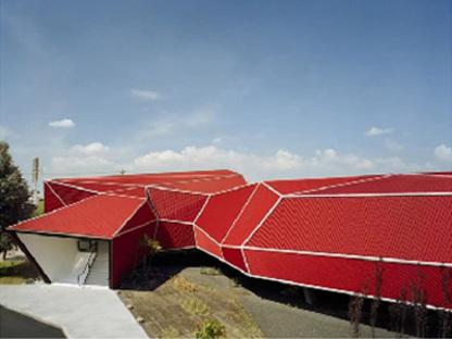 Museo del Chocolate. Ciudad de México. Rojkind Arquitectos. 2007