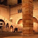 Proyecto de Tobia Scarpa para la rehabilitación del Palazzo della Ragione de Verona
