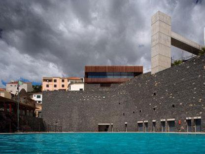 Piscinas do Atlantico de Paul David, Madeira, Portugal, 2005