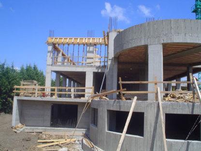 I.C.O.T. residencia para ancianos con pared ventilada