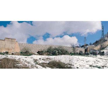 Muralla Nazarí, Antonio Jiménez Torrecillas, España, 2006