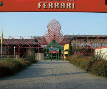 Galería Ferrari, Maranello, Módena