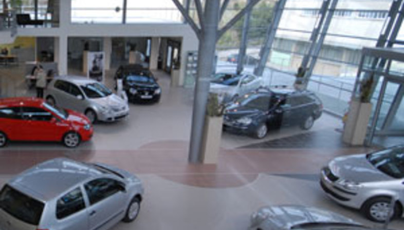 Concesionario de automóviles Volkswagen Trieste