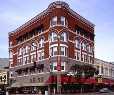 Keating Hotel , Pininfarina, San Diego, 2008