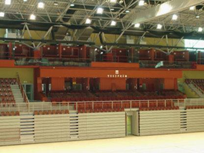 Arena en Veszprém (Hungría)