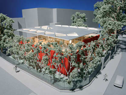 Maggie's Centre, Richard Rogers (Rogers Stirk Harbour + Partners), Londres, 2008